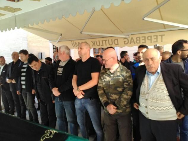 Eski Trabzonsporlu'nun acı günü