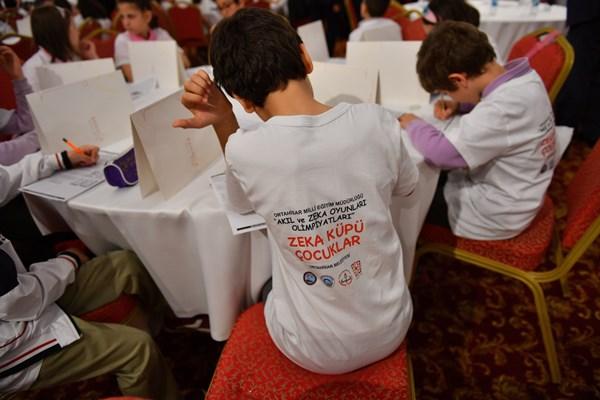 Trabzon'da 'Akıl ve Zeka' olimpiyatları başladı