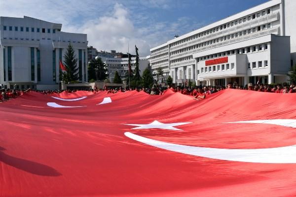 Trabzon'da Gençlik Haftası etkinlikleri başladı