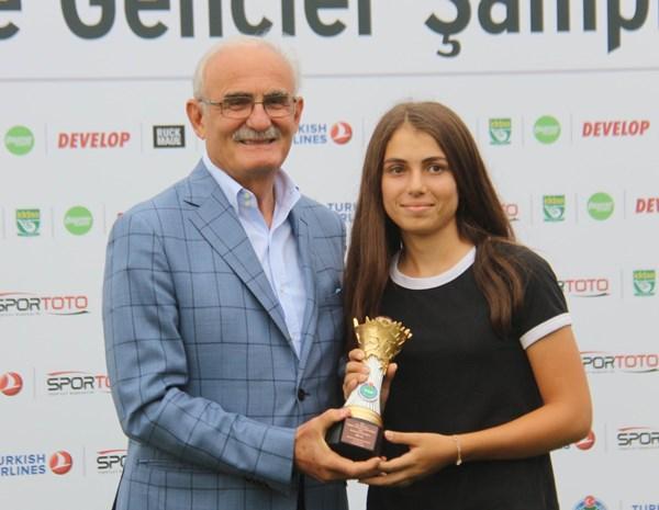 Golf Federasyonu ve Trabzonspor Başkanı'ndan 61 vurgusu