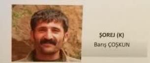 Giresun'da öldürülen teröristin kim olduğu belli oldu