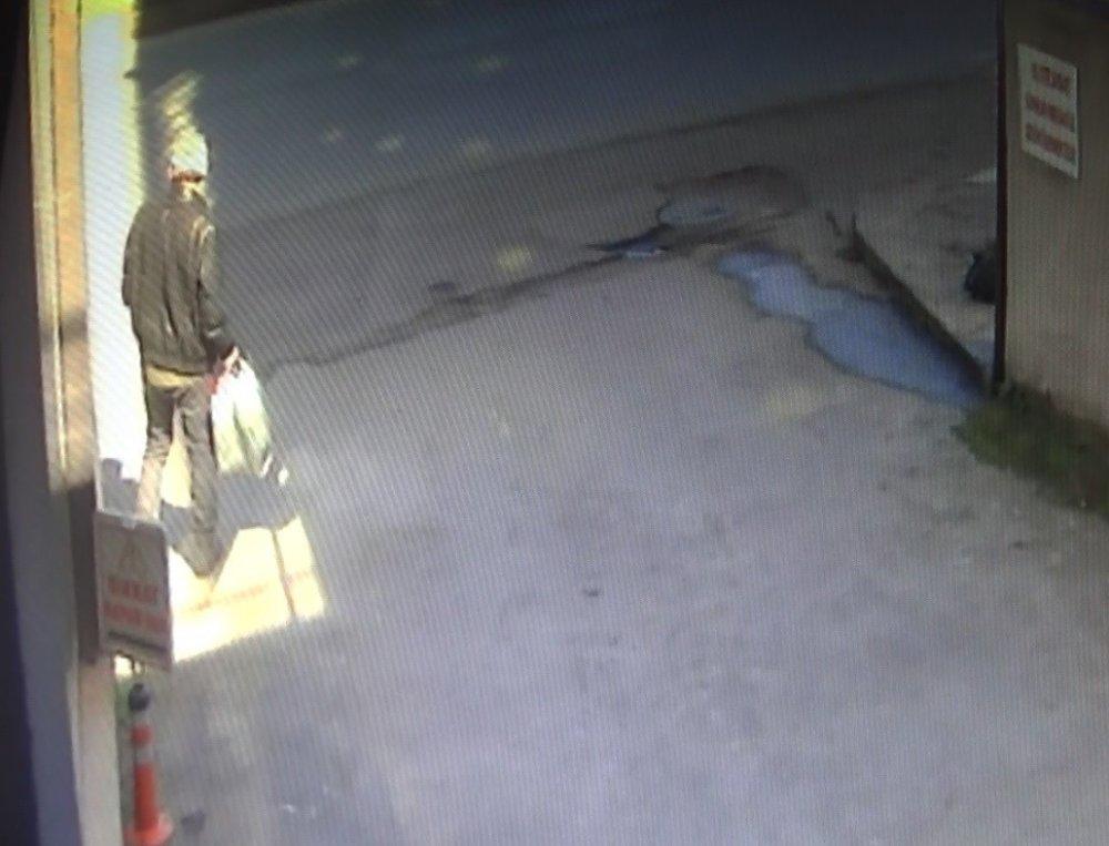 Trabzon'da silahla yaralama - Sokak ortasında böyle vurdu