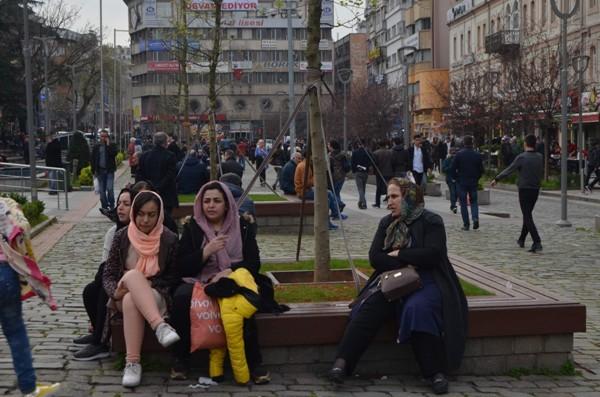İranlı Turistler üzdü - Yarı yarıya düşüş var