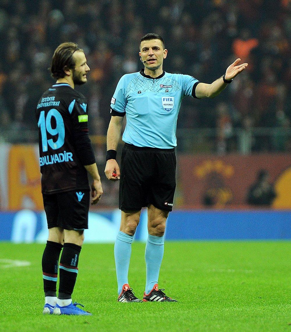 Trabzonspor'u doğrayan hakem 52 gün sonra geri dönüyor!