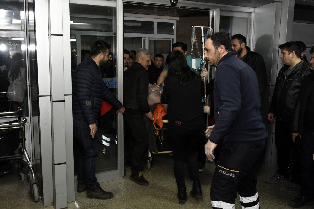Gümüşhane Emniyet Müdür Yardımcısı Bülent Pehlivan, kalp krizi geçirdi