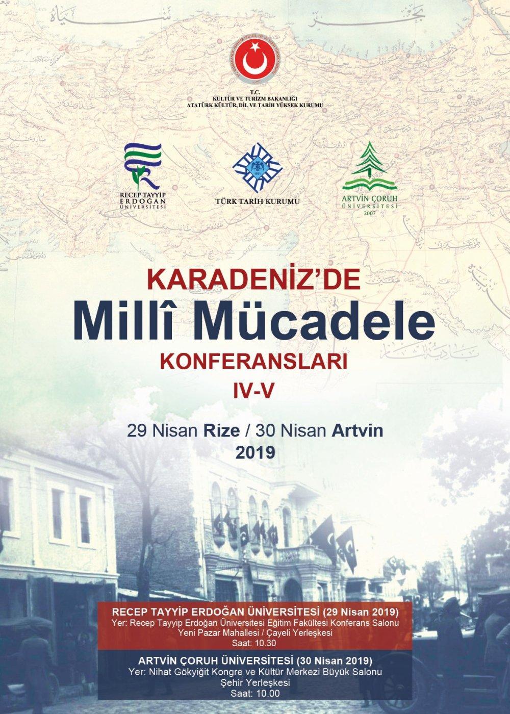 Karadeniz'de Millî Mücadele anlatılacak