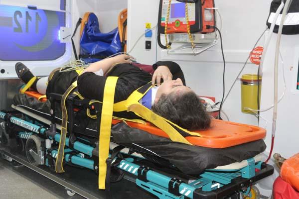 Feci kaza: 4 aylık bebek öldü, 5 kişi yaralandı