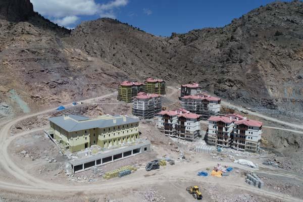 60 bin karede Yusufeli'nin yeni yerleşim yeri