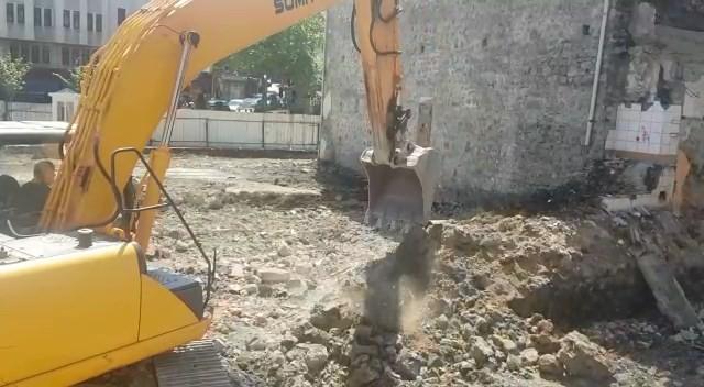Mumhane'de kazı çalışmaları durduruldu!