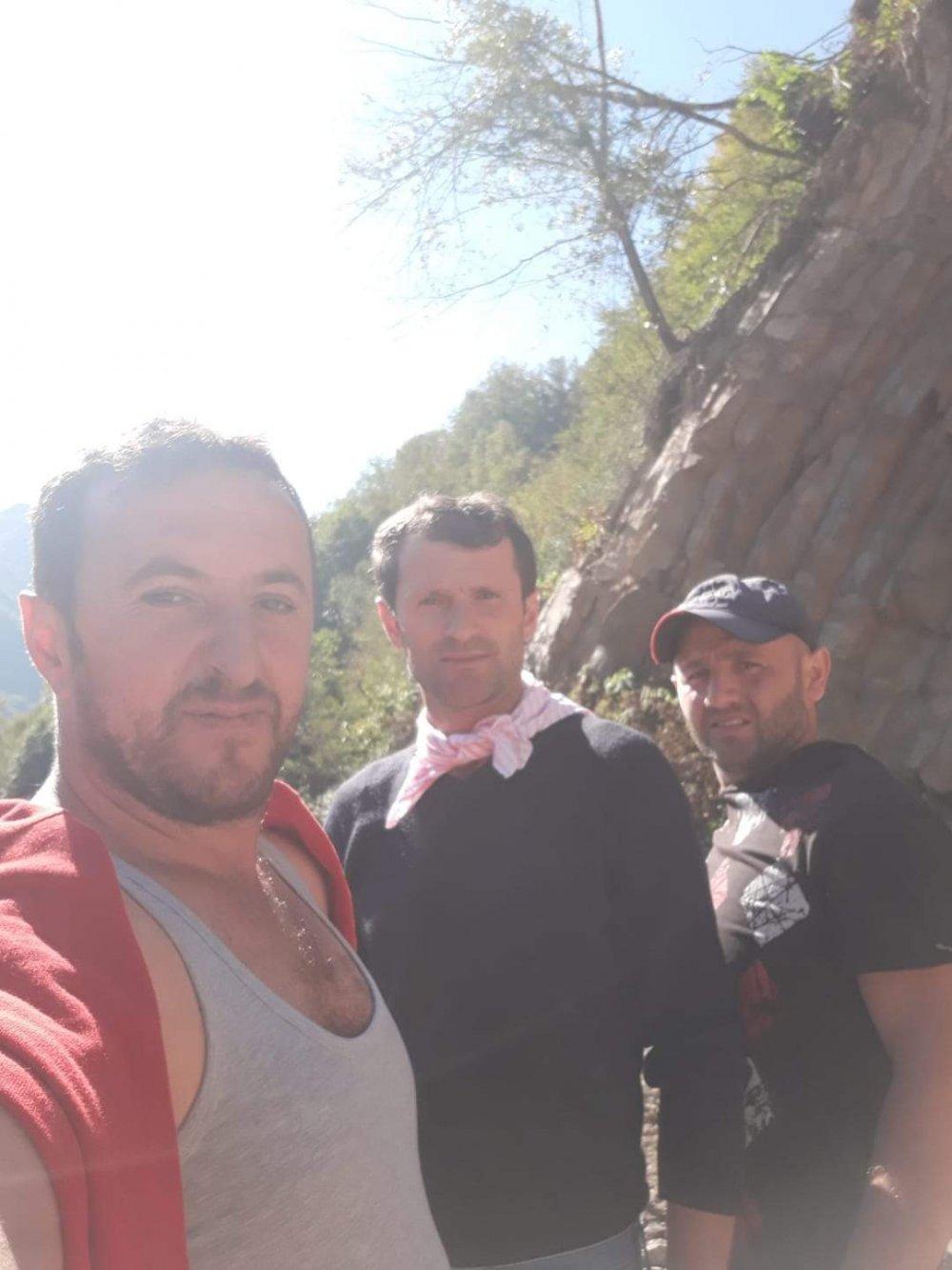 Gürcistan'da Trabzonlu 3 işçi serbest kaldı