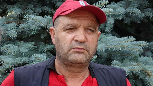 Trabzon'da şehit babası rahat bir nefes aldı