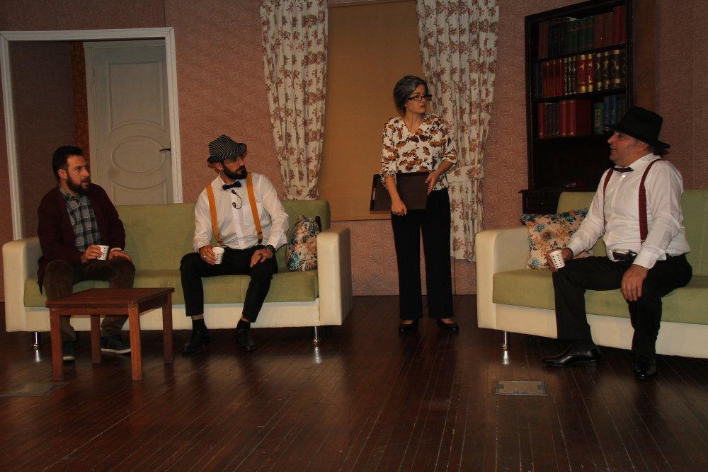 Akçaabat'ta tiyatro festivali