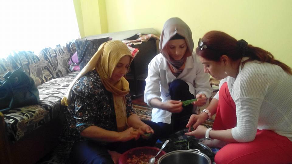 Ortahisar, Ramazan'da kimsesizlerin imdadına yetişiyor