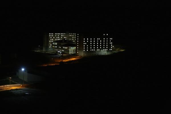 Türkiye genelinde ışıklar Kudüs için yandı
