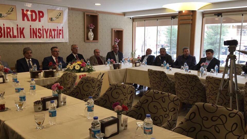 Barzani'nin partisi evet kampanyası başlattı!