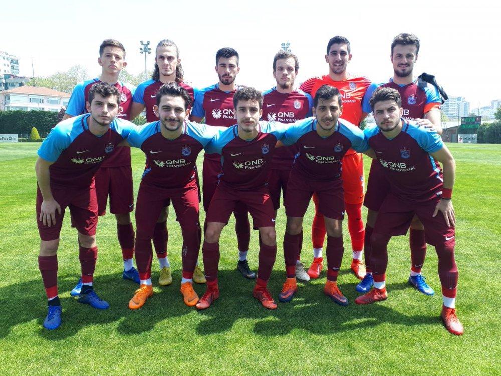 Trabzonspor'un gençleri, Fenerbahçe karşısında!