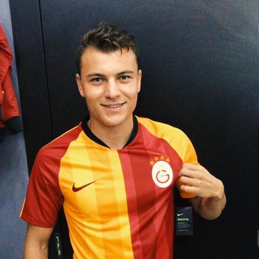 Yusuf Erdoğan formayı giydi! İşte yeni takımı!