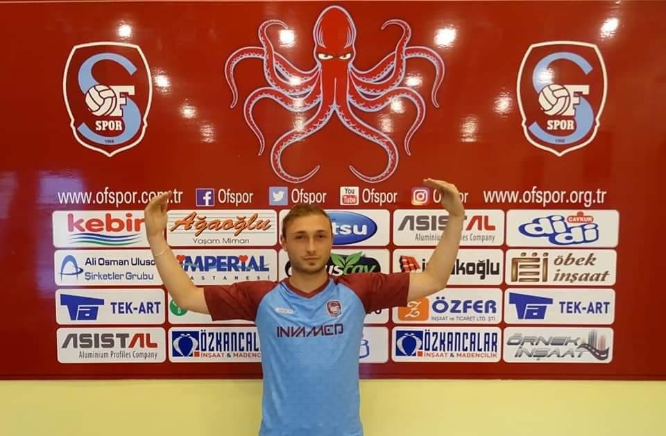 Ofspor Trabzonspor'dan onları kadrosuna kattı!