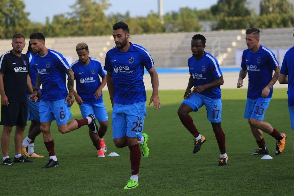 Trabzonspor'un rakibi Györ
