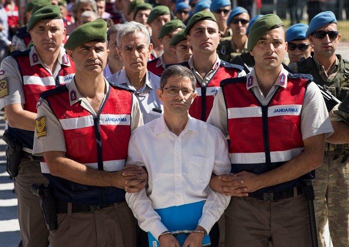 15 Temmuz'un en kritik davası başlıyor! Akıncı Üssü sanıkları mahkemede