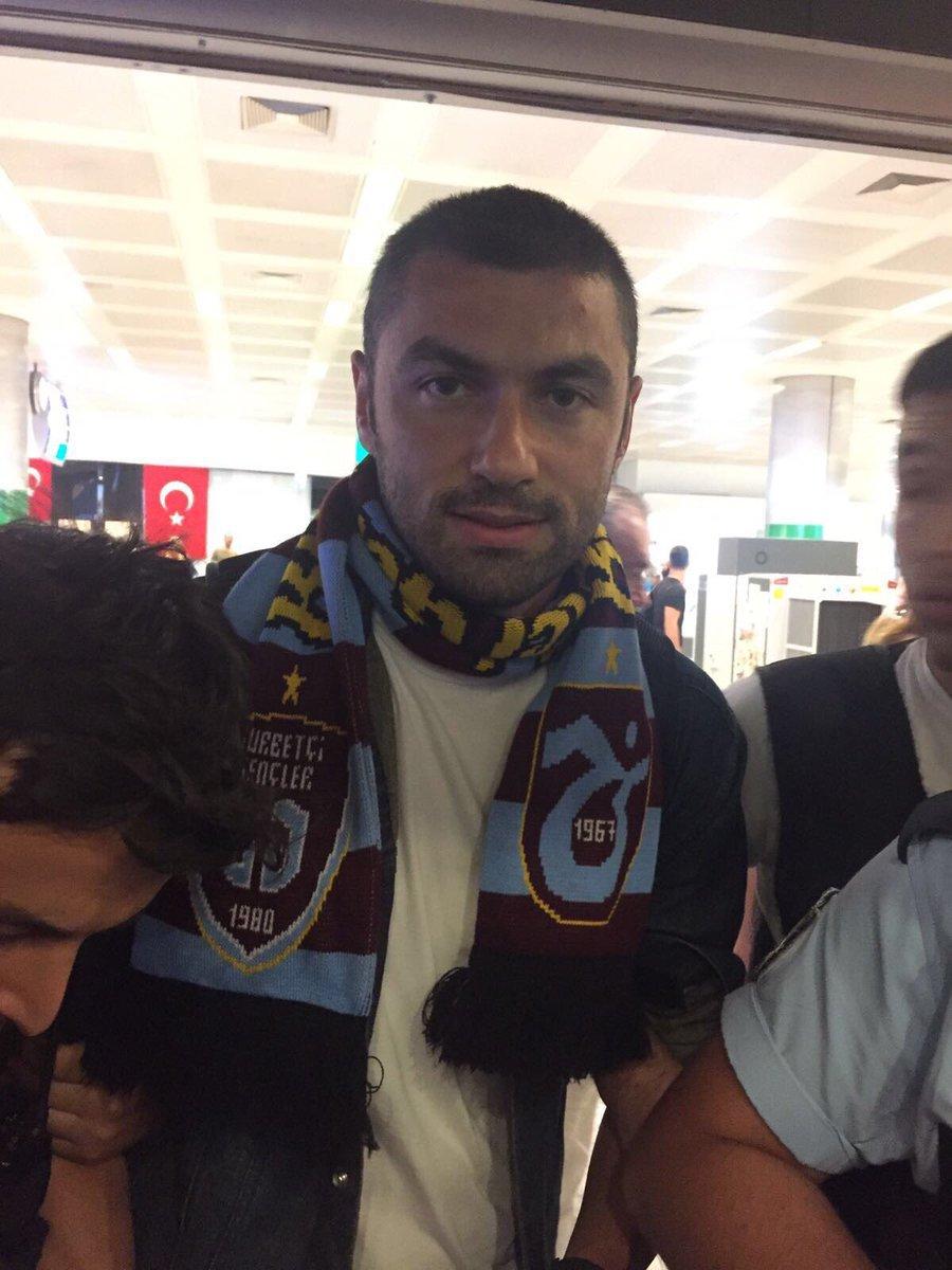 Burak Yılmaz İstanbul'da
