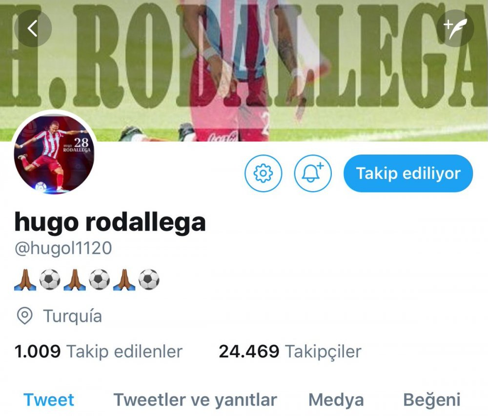Hugo Rodallega Trabzonspor'u sildi