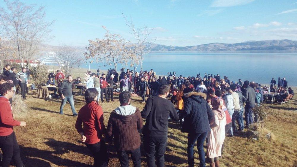Trabzon'dan 700 KM uzakta Trabzon'u yaşadılar yaşattılar
