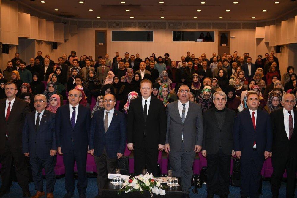 Trabzon'da Kudüs konferansı