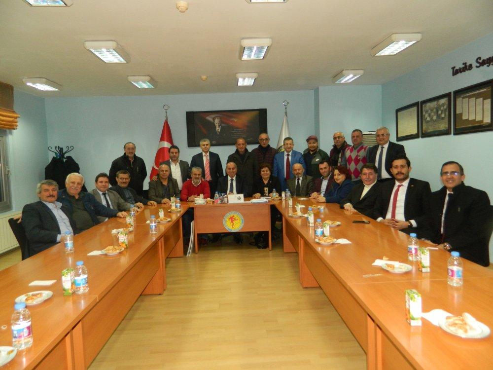 "CHP Trabzon'dan ASKF'ye ziyaret: ""Yavuz Selim Kırmızı Çizgimizdir"""