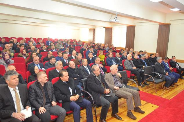 Trabzon'da Okul Müdürler toplandı