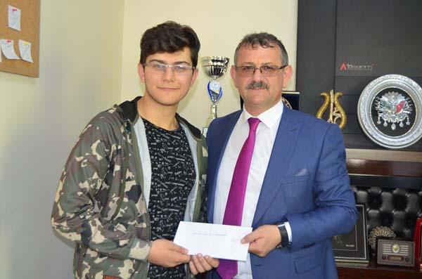 Trabzon'da 19 Mayıs Kompozisyon Ödülleri verildi