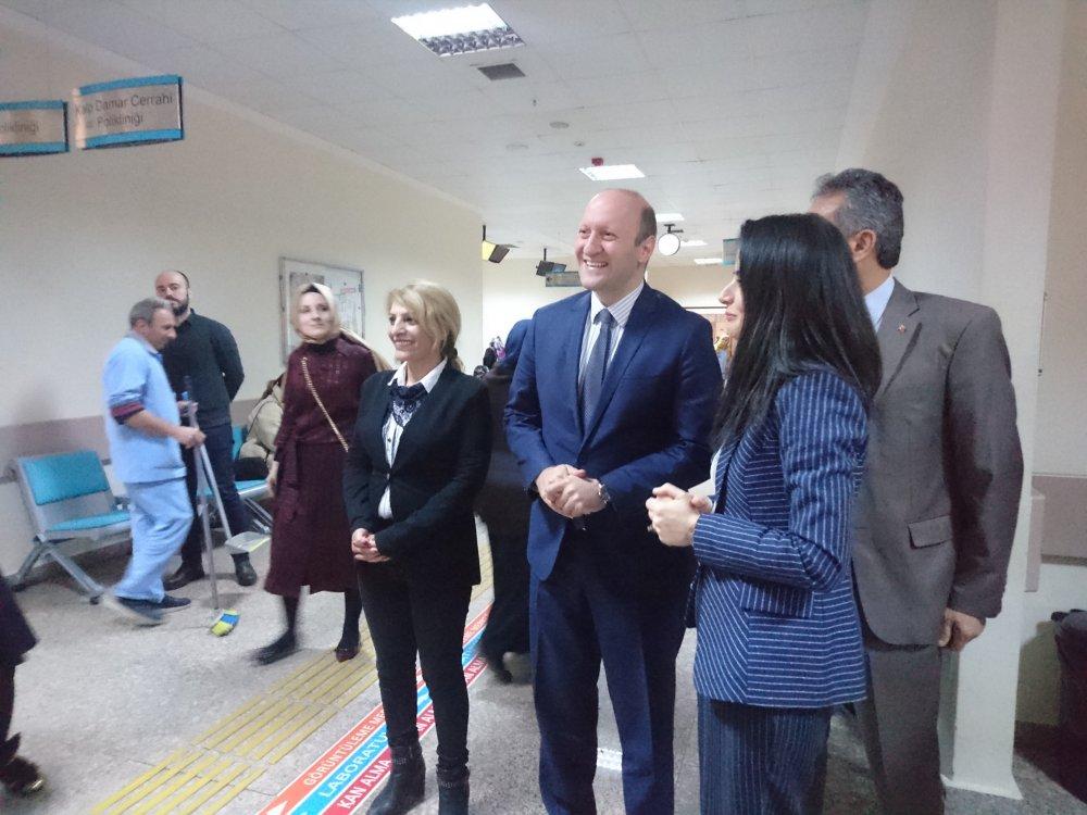 Türkiye'de ilk kez bir devlet hastanesinde MS polikliniği açıldı