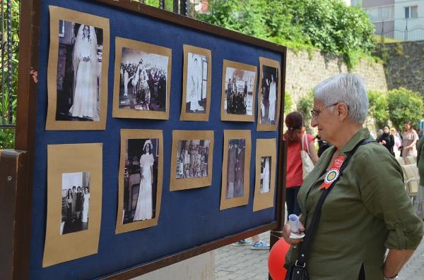 İMKB Kız Meslek Lisesi'nde 81 yıllık tarihi buluşma