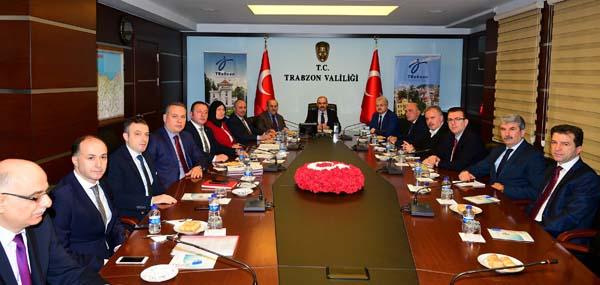 Sözleşme Trabzon'da imzalandı - Türkiye'de tek ve örnek olacak