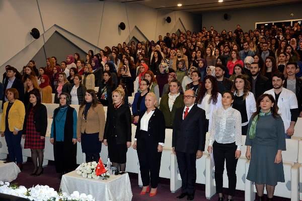 Avrasya Üniversitesinden kadınlar günü etkinliği