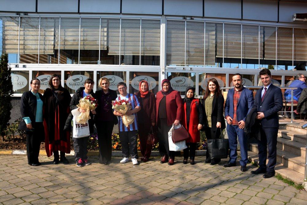 Trabzon'da özel çocuklardan en özel başarı