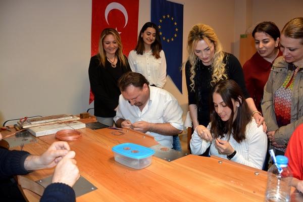 Trabzon'da Gönül Elçileri Projesi devam ediyor