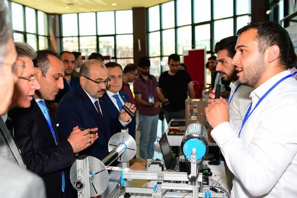 14. Düşünden Gerçeğine Proje Pazarı Etkinliği Trabzon'da Başladı