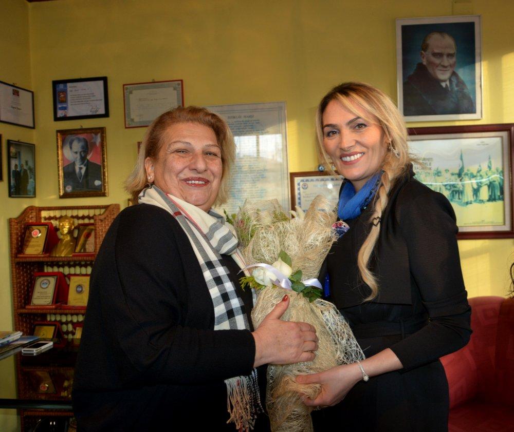Sengül Yavuz'dan İade-i ziyaret