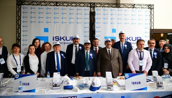 Trabzon İstihdam fuarı başladı