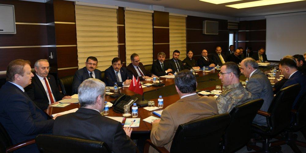 Trabzon'da eğitim konuşuldu