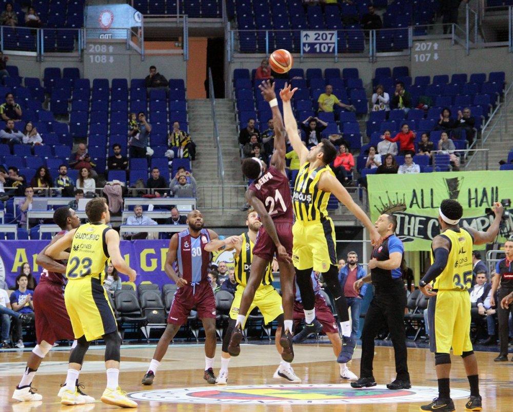 Trabzonspor Fenerbahçe deplasmanında