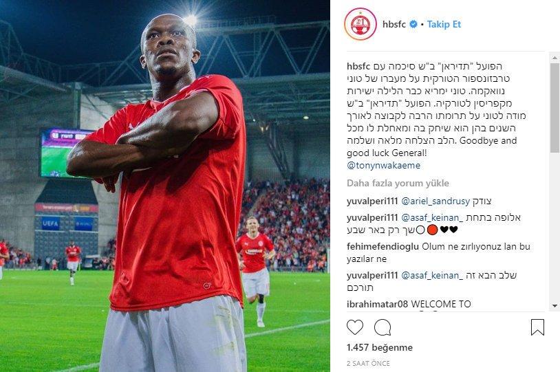Anthony'nin Trabzonspor'a transferini açıkladılar!