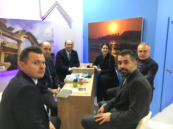 Trabzon Dünyanın en büyük fuarında tanıtıldı
