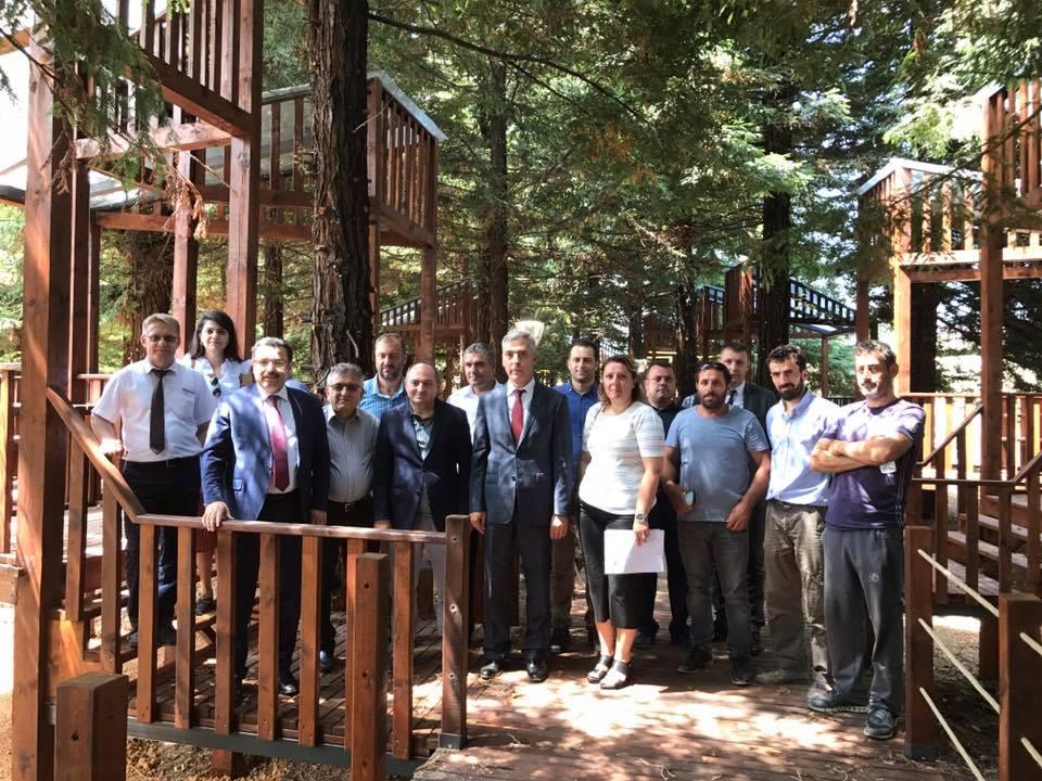 Trabzon'da Ekopark 20 gün sonra açılıyor