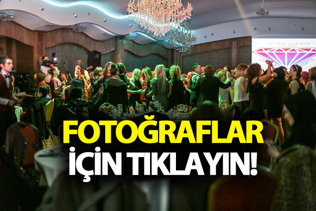 Trabzon'da Kadınlar Gününde Muhteşem Kadınlar Matinesi