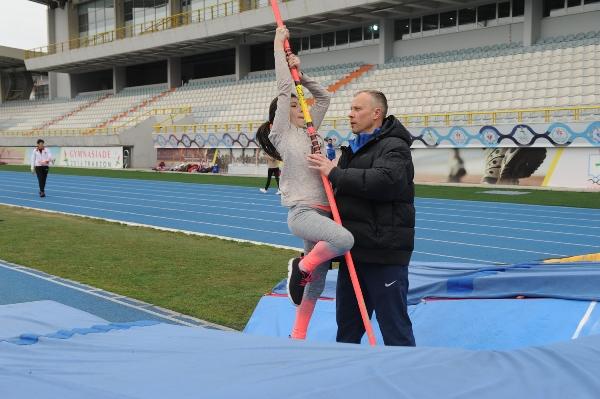 Trabzon'da yetenek avına çıktı!