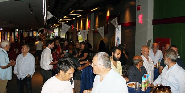 Trabzon'da her yer sinema!