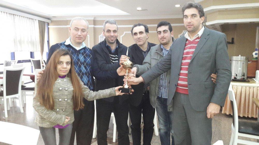 Trabzon'da görme engelli sporculardan büyük başarı
