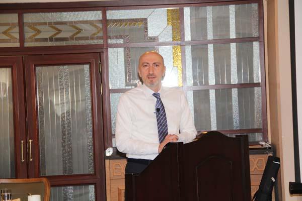 Salih Akyüz projelerini açıklıyor - CANLI